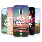 HEAD CASE DESIGNS THOUGHTS TO PONDER SOFT GEL CASE FOR MOTOROLA MOTO G4 PLAY
