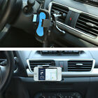 Universal 360° Rotating Auto Car Holder Air Outlet Clip Phone Holder Mount 8.2cm