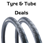 "Slick 26"" MTB Tyre Vandorm Wave 26"" x 1.95 Mountain Bike Tyre and Tube Deals"
