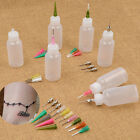 16X Henna Kit Applicator Bottle Paste Tattoo Body Art Nozzle Drawing Making Tool