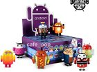 """ANDROID MINI COLLECTIBLE: 3"""" VINYL ART FIGURE mobile mascot SERIES 6 robot dunny"""