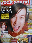 ROCK SOUND 57 - FUNERAL FOR A FRIEND - MY RUIN - MORTIIS
