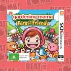 Gardening Mama Forest Friends  - 3DS game - BRAND NEW