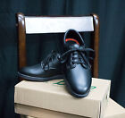 NEW Authentic Matte Black Bando Marching Band Shoes {Style 3003} Size 4/6