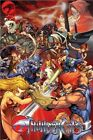 THUNDERCATS ~ BATTLE CAST 24x36 CARTOON POSTER Lion-O Tygra NEW/ROLLED!