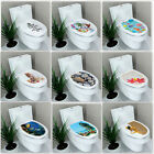 Wall Stickers Home Decor Removable Art Vinyl Decal Toilet Sticker Bathroom