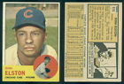 (46946) 1963 Topps 515 Don Elston Cubs-EX