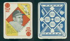 (46977) 1951 Topps Blue Backs 4 Del Ennis Phillies-EX