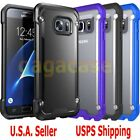 Hybrid Rubber Shockproof Protective Cover Case For Samsung Galaxy S7 & S7 Edge
