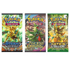 Pokemon Trading Card Game XY Origins Fates Steam Siege Booster Pack - 10 Cards