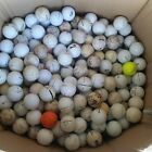 50 PLAYABLE HIT AWAY GOLF BALLS. FREE SHIPPING
