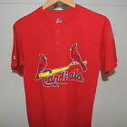 MLB St Louis Cardinals Baseball Jersey Shirt New Mens Sizes