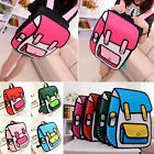 3D Fashion Jump Style 2D Drawing Cartoon Paper Bag ComicMessenger Tote Backpack