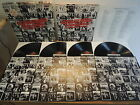 THE ROLLING STONES - SINGLES COLLECTION THE LONDON YEARS 4 LP BOX SET IN MINT