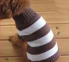 Knitting Strip Lovely Clothing For Pet Dog Small Pet Cat Dog Sweater In Winter