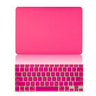 Rubberized Hard Shell Case for Macbook Air Pro Retina 11 13 15 LCD Keyboard Skin