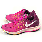 Nike Wmns Air Zoom Pegasus 33 Fire Pink/White-Bright Grape Running 831356-602