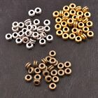 6MM Tibetan Silver/Bronze Rings Spacer Beads Jewelry Findings 100Pcs C3037