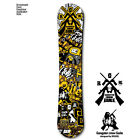 Skin Decal Stickers For Snowboard Deck Tuning Customize Graphicer Design Guile