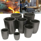 1/2/3/4/6/8/10/12/16KG Graphite Furnace Casting Foundry Crucible Melting Tool