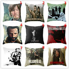 "18"" Walking Dead Pillow Case Pillow Cover Sofa Cushion Cover Home Decoration"