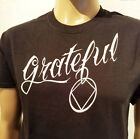 Narcotics Anonymous - Grateful - T-shirt -Black w/ whte ink NA GRATEFUL - S-5X