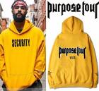 WESTERN SECURITY FOR JUSTIN BIEBER PURPOSE TOUR RARE SOLD OUT HOODIE COATS