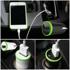 2.1A Compact Fast Charging Car Charger Lightning USB Cable For iPhone5/6/7 New
