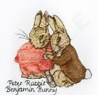 THE ORIGINAL PETER RABBIT - MACHINE EMBROIDERY DESIGNS ON CD