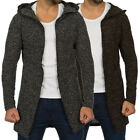 Young & Rich Herren Strick Pullover Cardigan Strick Jacke 2309 Tunika
