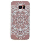 Color TPU Design Rubber Soft Skin Case Cover for Samsung Galaxy S3 S4 S6 7 Phone