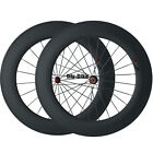 Powerway R13 Hubs 700C 1470g 88mm Tubular Wheels Carbon Road Bike Bicycle Wheels