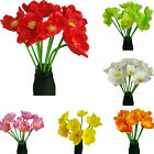Artificial Mini Real Touch Poppy Flowers for Wedding Party home Decoration 1pc K
