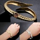 1 Piece New Women's Leaf Gold/Silver Plated Bangle Jewelry Party Bracelet