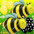 HUGE BUMBLE BEE BUGS INSECT BALLOONS ANIMAL Decor Shower Birthday Party Supply D