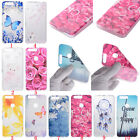 Rubber Patterned Silicone Painted Soft TPU Cute Back Cover Case For Huawei/Honor