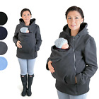 BASIC Baby carrier hoodie Kangaroo coat/jacket for MOM BABY,babywearing fleece
