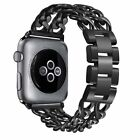 Newest Luxury Stainless Steel Watch Band Bracelet For Apple Watch Series 2 / 1