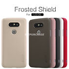 Nillkin Luxury Matte Frosted Shield Hard Shell Back Case Cover For LG Model S001