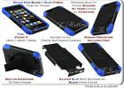 for APPLE IPHONE 5 5S HYBRID TPU SILICONE SKIN IMPACT RESISTANT HARD CASE COVER