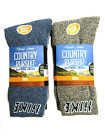 Mens Country Pursuit Outdoor Socks UK 6-11 3 Pairs Style SOMLS28HHIKE