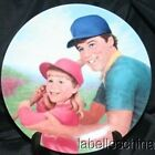 Knowles Limited Edition Plate Batter UP Betsey Bradley A Father's Love Series