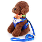 Pet Control Harness for Dog & Cat Soft Mesh Safety Strap Vest Leash Walk Collar