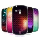 HEAD CASE DESIGNS STUDDED OMBRE SOFT GEL CASE FOR SAMSUNG GALAXY S3 III MINI