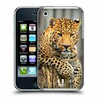 HEAD CASE DESIGNS WILDLIFE HARD BACK CASE FOR APPLE iPHONE 3G / 3GS