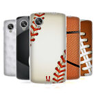 HEAD CASE DESIGNS BALL COLLECTION SOFT GEL CASE FOR LG NEXUS 5