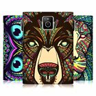 HEAD CASE DESIGNS AZTEC ANIMAL FACES HARD BACK CASE FOR BLACKBERRY PASSPORT