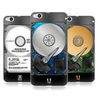 HEAD CASE DESIGNS HARD DISK DRIVES SOFT GEL CASE FOR HTC ONE X9