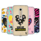 HEAD CASE DESIGNS HEART PATCHES SOFT GEL CASE FOR MOTOROLA MOTO X STYLE / PURE