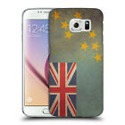 HEAD CASE DESIGNS VINTAGE FLAGS SET 5 HARD BACK CASE FOR SAMSUNG GALAXY S6